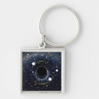 Black Hole Einstein Ring NASA Keychain