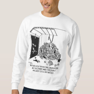 Black Hole Filled With Tools Sweatshirt
