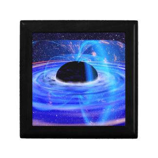 Black Hole Keepsake Boxes