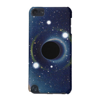 Black hole in front of the Large Magellanic Cloud iPod Touch (5th Generation) Cover