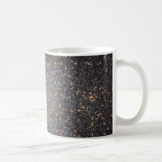 Black Hole in Omega Centauri NGC 5139 from Hubble Coffee Mug