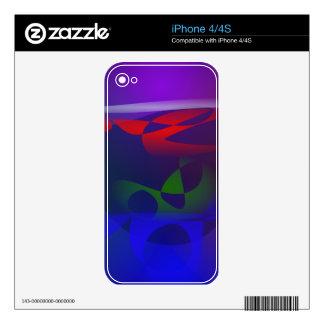 Black Hole iPhone 4S Skins