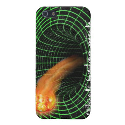 Black hole iPhone 5 cases