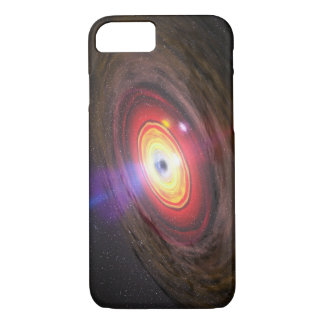 Black Hole iPhone 7 Case