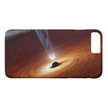 Professional Business Black Hole iPhone 8 Plus/7 Plus Case