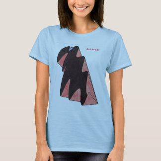 Black Hole , Kat Wear T-Shirt