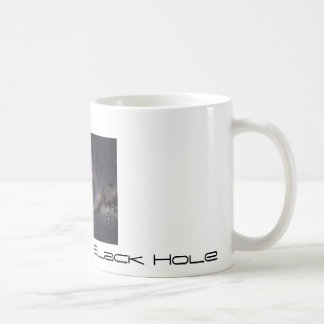 Black Hole Milky Way Coffee Mug