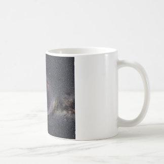 Black Hole Milky Way Classic White Coffee Mug