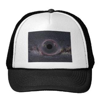Black Hole Milky Way Trucker Hat
