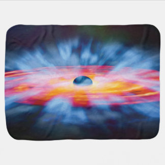 Black Hole Outflows Baby Blanket