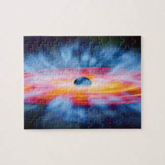 Black Hole Outflows Jigsaw Puzzle