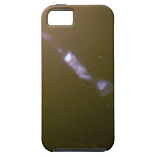 Black Hole-Powered Jet of Electrons and Sub-Atomic iPhone 5 Case