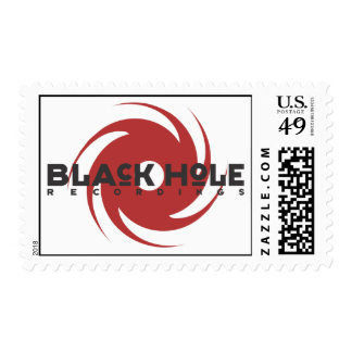 "Black Hole Recordings ""Original"" Stamps"