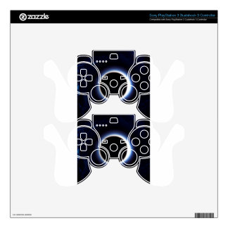 Black Hole Skins For PS3 Controllers