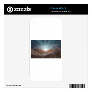 black hole skins for the iPhone 4