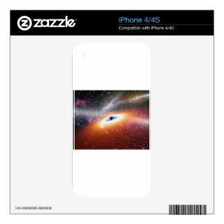 black hole skins for the iPhone 4S