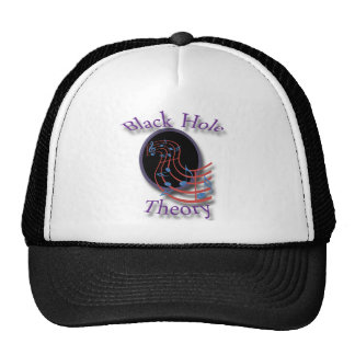 Black Hole Theory violet Hats