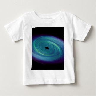 Black Hole Tie Baby T-Shirt