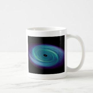 Black Hole Tie Coffee Mug