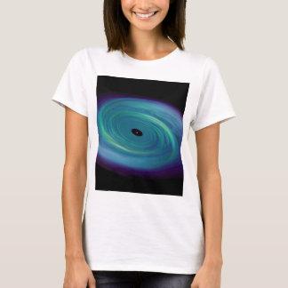 Black Hole Tie T-Shirt