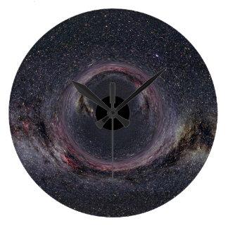 Black Hole - Wall Clock