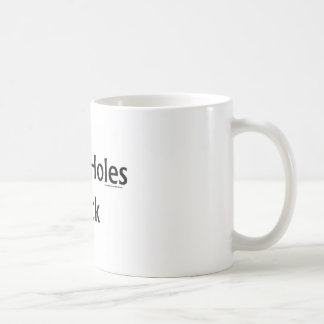 Black Holes Suck Coffee Mug