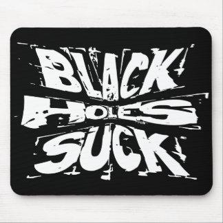 Black Holes Suck Mouse Pad