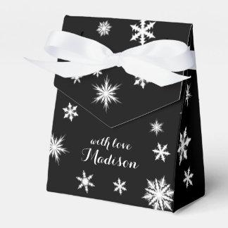 Black Holiday Gift Box