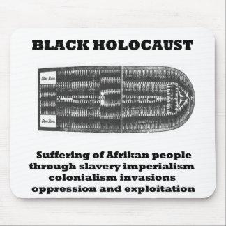 black holocaust mouse pad