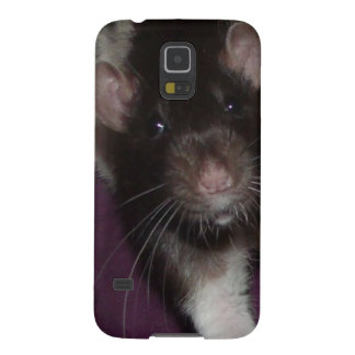 black hooded rat Samsung Galaxy S5 case