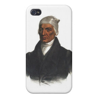 Black Hoof Case For iPhone 4
