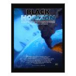 BLACK HORIZON PERSONALIZED FLYER