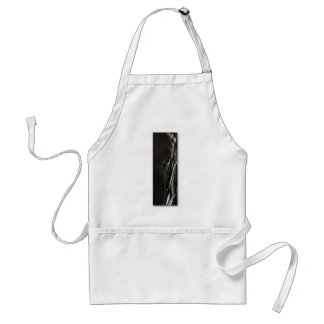 black horse adult apron