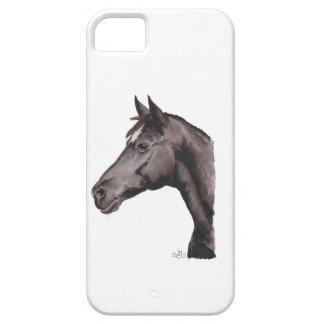 Black horse - black horse iPhone 5 cases
