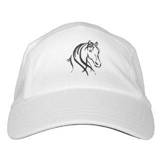 Black Horse Head Headsweats Hat