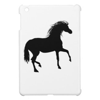 Black Horse iPad Mini Case