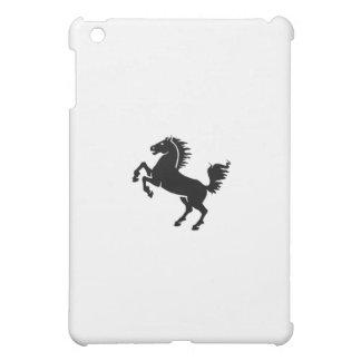 Black Horse iPad Mini Cases