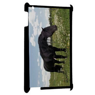 Black Horse Cover For The iPad