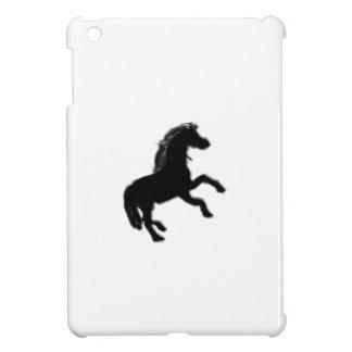 Black Horse iPad Mini Covers