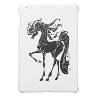 Black Horse Cover For The iPad Mini