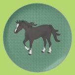 Black Horse Plate