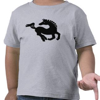 black horse shirts