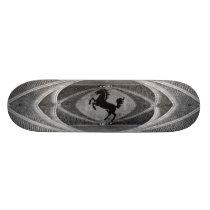Black Horse Skateboard