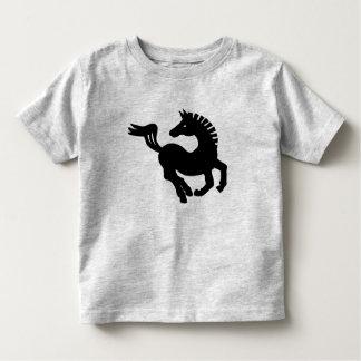 black horse tee shirt