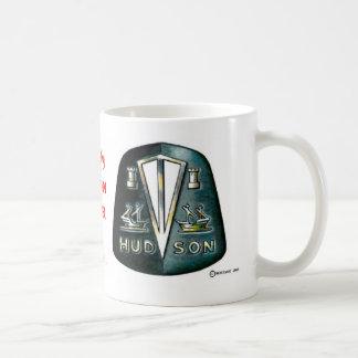 Black Hudson Emblem Mug