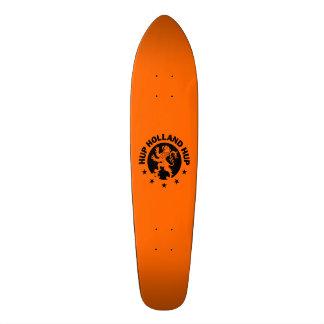 Black Hup Holland - Editable Background color Skateboards