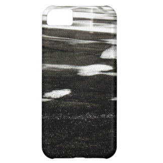Black ice cover for iPhone 5C