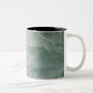 Black Ice Two-Tone Coffee Mug