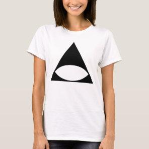 Black Illuminati T-Shirt