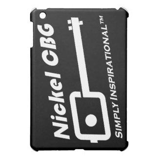 Black iPad3 Nickel CBG iPad Mini Cover
